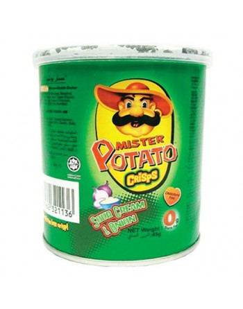 MISTER POTATO SOUR CREAM &...