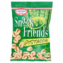 Cameo snack friends...