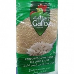 RISO GALLO PARBOILED 1 KG