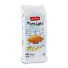 PLUM CAKE CON YOGURT MAGRO,...