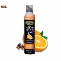 Arancia e Pepe nero spray...